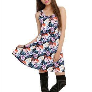 Disney Alice in Wonderland Pansie dress